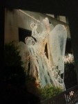 Engel vorm Rockefellercenter